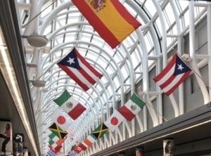 シカゴ・オヘア国際空港でエバー航空やアシアナ航空を利用する際のターミナル番号と行き方は?