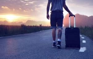 【アメリカ留学】スーツケースは何個必要?二個持ちがおすすめ!メリットデメリット解説
